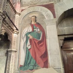 Piero della francesca Arezzo Duomo
