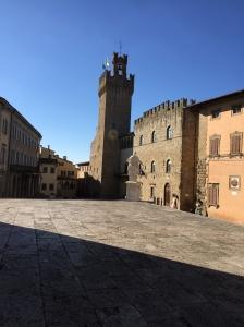 Arezzo city palace